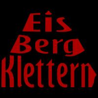 Eisberg Klettern