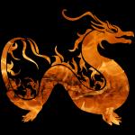 Le Dragon du Feu -J'peux pas j'ai un Dragon du Feu
