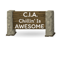 CIA Chillin Is Awesome