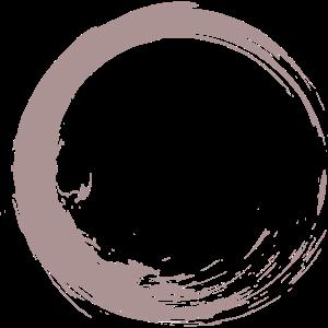 Kreis grau Design neu Form