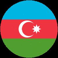 Aserbaidschan Kuschel Luftfahrt Vintage-Effekt