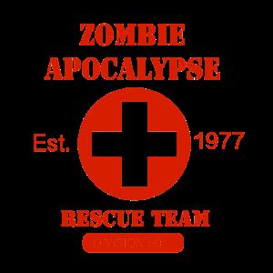 Zombie Apocalypse Rescue Team