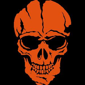 Totenkopf Schädel Halloween 1022