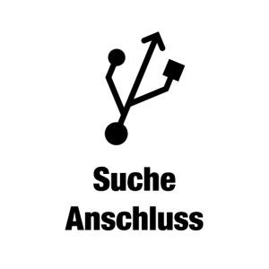 Suche Anschluss