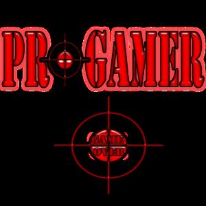 Progamer Game Over
