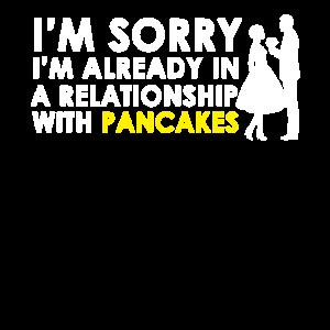 Pfannkuchen Liebe