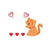 just a Girl whow loves cats - Katzen - Shirt