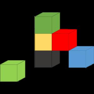 Cubes Würfel