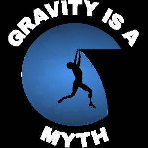Schwerkraft ist ein Mythos
