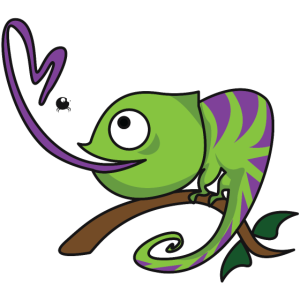 chameleon comic