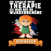 Therapie Norwegen Urklaub geschenk