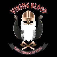 Viking Blood Runs Through My Veins Wikinger TShirt