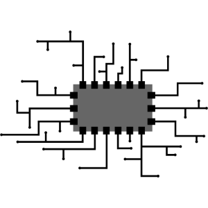 Prozessor Programmierer Digital IT Admin Server