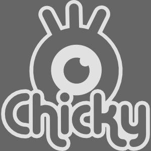 Chicky Label (White)