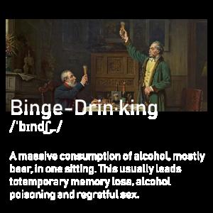 Definition of Binge-Drinking
