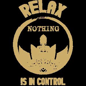 Buddhismus Relax Kontrolle Gleichgewicht Yoga