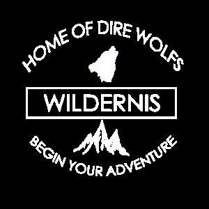 wildnis wolf shirt