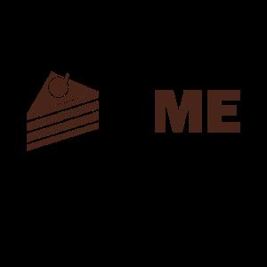 Kuchen und mir die besten Freunde für immer