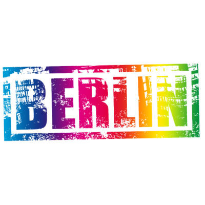 berlin rainbow - Berlin - rainbow - stadt,paris,london,i love Berlin,fußball,deutschland,city,berlin,Metropole,Berlin Shirt