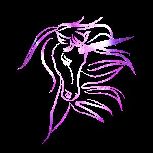 mystisches Einhorn