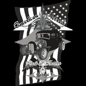 American Hotrod Parts & Service Garage