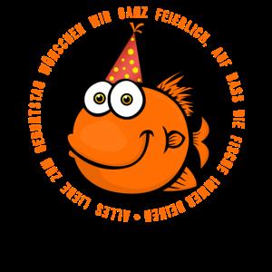 Geburtstags Gruß Für Angler