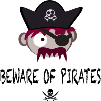 Vorsicht Piraten!