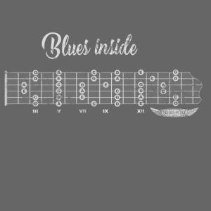 blues inside light