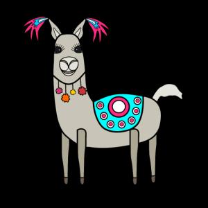 My beautiful Lama