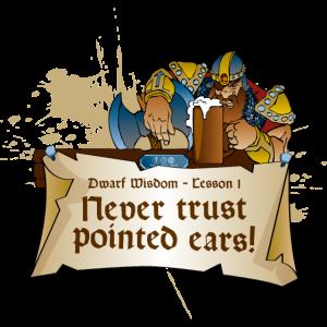 RPG Rollenspiel LARP Dungeons Zwerg Weisheit 1