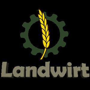 Landwirt für Traktorfahrer und Landwirte