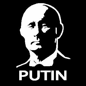 Russland Porträt Putin