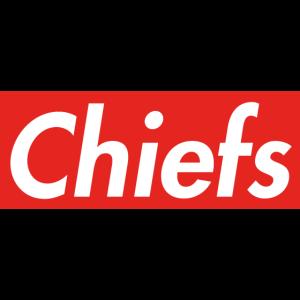 Design Schriftzug Chiefs