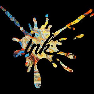 Ink Farbklecks - Premium Design