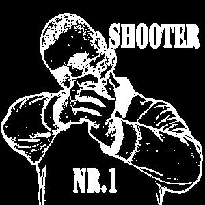 Shooter Nr.1 White