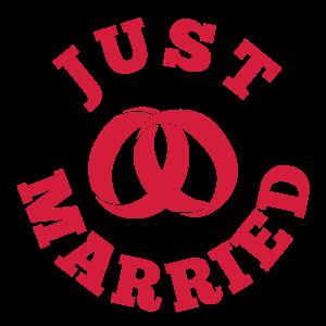 just_married - honeymoon - frisch verheiratet