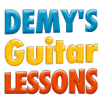 demys_guitar_lessons_logo_groot