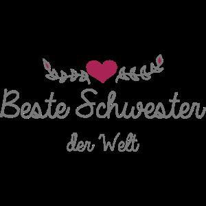 Beste Schwester der Welt schwester_beste_herz04