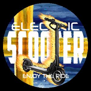 Escooter Electricscooter Schweden