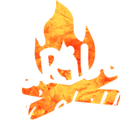 Grill and Chill Feuer weiss