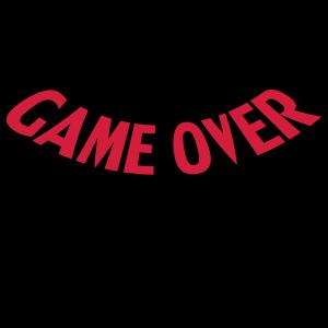 Game Over Graffiti