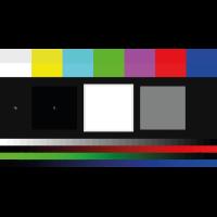 Test Chart film Cinema