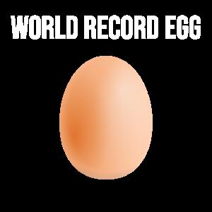 World Record Egg Weltrekord Ei Popular