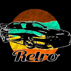 Retro Car Auto