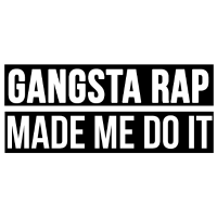 Gangsta Rap ließ mich es tun