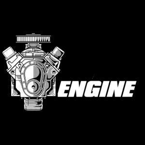 V8 Motor Engine