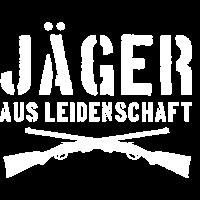 Jagdrevier Jäger Geschenk Jäger mit Hund T-Shirt