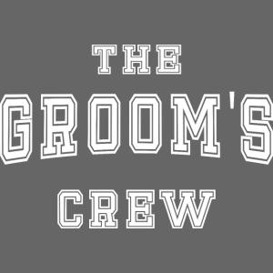 The grooms crew Bräutigam Junggesellenabschied