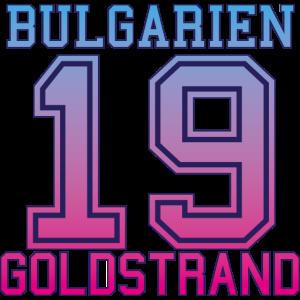 BULGARIEN 2019 GOLDSTRAND URLAUB