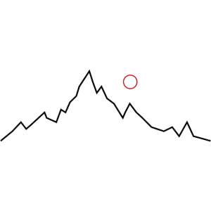 simple mountain line